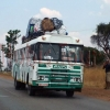 Bus in Zimbabwe